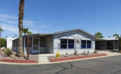 Mobile Home at 2208 W. Baseline Blvd., #53 Apache Junction, AZ 85120
