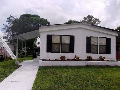 Mobile Home at 1335 Fleming Ave, Lot 61 Ormond Beach, FL 32174