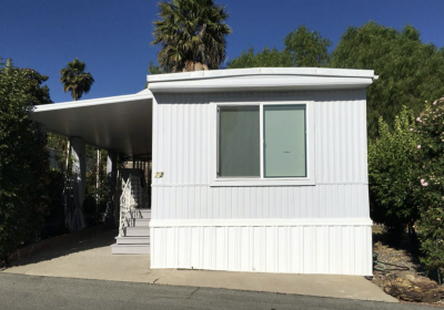 Mobile Home at 1075 Loma Dr.,  Spc. 73 Ojai, CA 93023