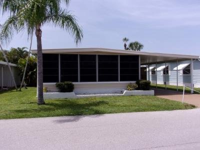 Mobile Home at 21 Iroquois No. Fort Myers Beach, FL 33931