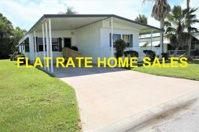 Mobile Home at 8775 20Th St, Lot 124 Vero Beach, FL 32966