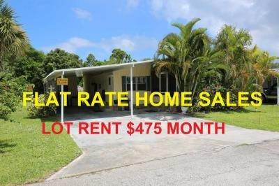 Mobile Home at 5941 River Grove Drive Micco, FL 32976