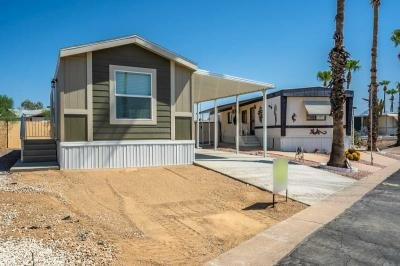 Mobile Home at 10220 E. Apache Trail #206 Apache Junction, AZ 85120