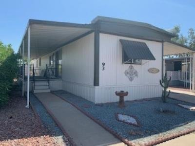 Mobile Home at 9333 E. University Dr, #93 Mesa, AZ 85207