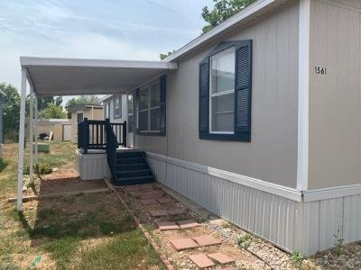 Mobile Home at 2885 E. Midway Blvd #1561 Denver, CO 80234