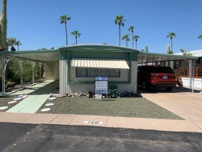 Mobile Home at 303 S Recker #148 Mesa, AZ 85206