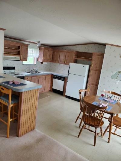 Mobile Home at 6562 Delcross Ct. Lot# 334 Brighton, MI 48114