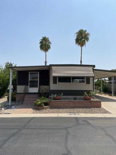 Mobile Home at 3411 South Camino Seco, Unit 155 Tucson, AZ 85730