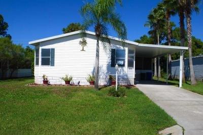 Mobile Home at 2412 Kelly Drive Sebastian, FL 32958