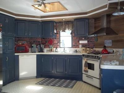 Mobile Home at 25212 Deer Creek Drive Flat Rock, MI 48134