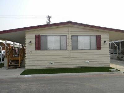 Mobile Home at 4400 Philadelphia  St  Sp 77 Chino, CA 91710