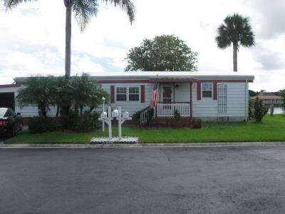 Mobile Home at 172 Wedgewood Court Melbourne, FL 32934
