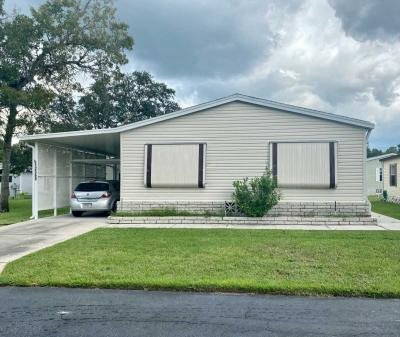 Mobile Home at 12360 Zephyer Lane Brooksville, FL 34614