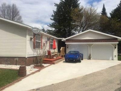 Mobile Home at 12525 Knollwood Ln. Lot 17 Suring, WI 54174