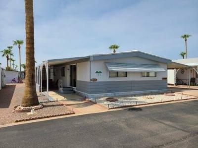 Mobile Home at 2605 S Tomahawk # 40 Apache Junction, AZ 85119
