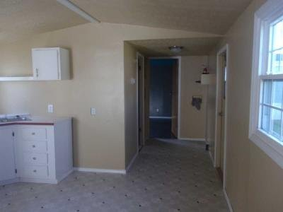 laundry room in hall
