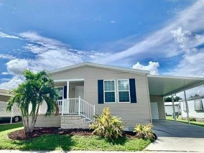 Mobile Home at 395 Brookwood Drive (Site 1570) Ellenton, FL 34222