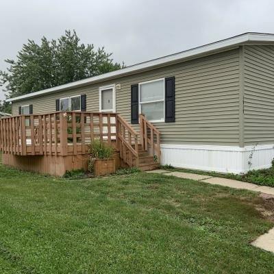 Mobile Home at 1717 Buckingham Monroe, MI 48161