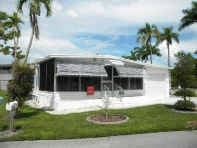 Mobile Home at 11580 Palm Drive Fort Myers, FL 33908