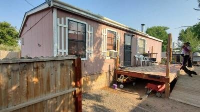 Mobile Home at 123 Any St Albuquerque, NM 87120