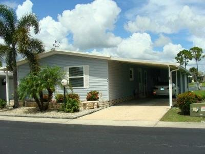 Mobile Home at 44 Sunset Circle North Fort Myers, FL 33903