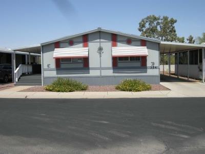 Mobile Home at 8401 S. Kolb #354 Tucson, AZ 85756