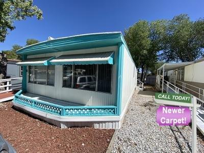 Mobile Home at 501 W Moana Ln #41 Reno, NV 89509