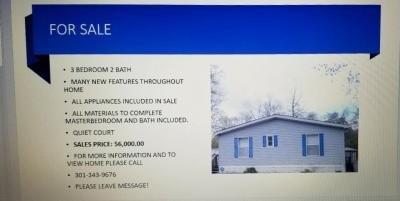 Mobile Home at 1501-H Flanders Lane Harwood, MD 20776
