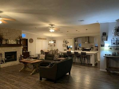 Mobile Home at 1329 W 44th St Monahans, TX 79756