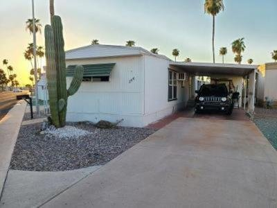 Mobile Home at 4065 E. University Dr. Mesa, AZ 85205