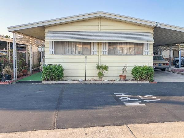 1980 Somerset Mobile Home For Rent