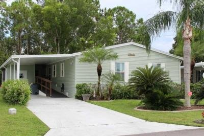 Mobile Home at 3926 Wildview Crt No Fort Myers, FL 33917