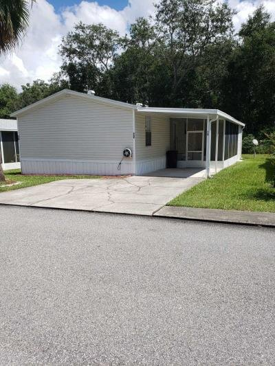 Mobile Home at 1920 Marion County Rd. Lot 12 Weirsdale, FL 32195