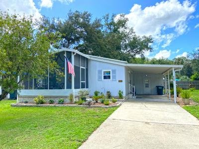 Mobile Home at 8320 W. Charmaine Drive Homosassa, FL 34448