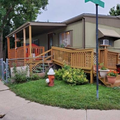 Mobile Home at 1400 S. Collyer, #244 Longmont, CO 80501