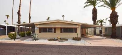 Mobile Home at 120 N. Val Vista Dr. Mesa, AZ 85213