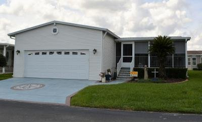 Mobile Home at 4037 Rock Rose Ln Zephyrhills, FL 33541