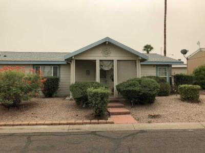 Mobile Home at 2401 W Southern Ave #166 Tempe, AZ 85282