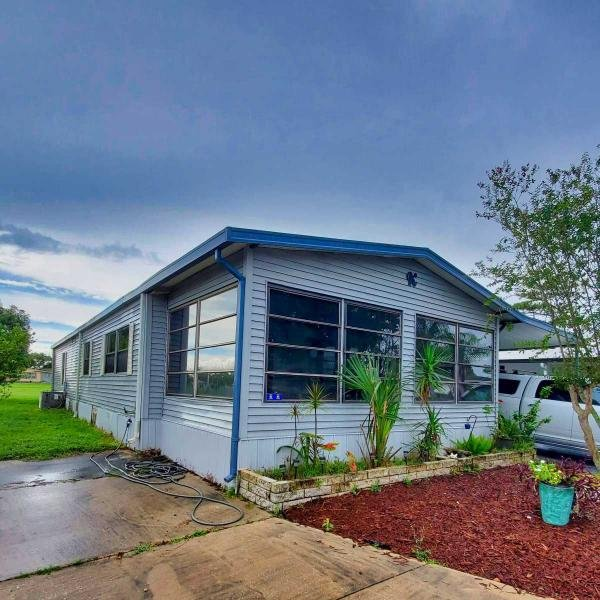 Palm Harbour  Mobile Home For Sale