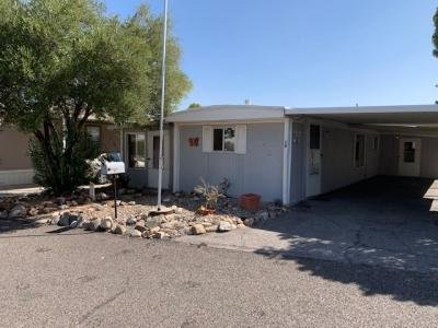 Mobile Home at 3003 W Broadway Rd Lot 35 Tucson, AZ 85745