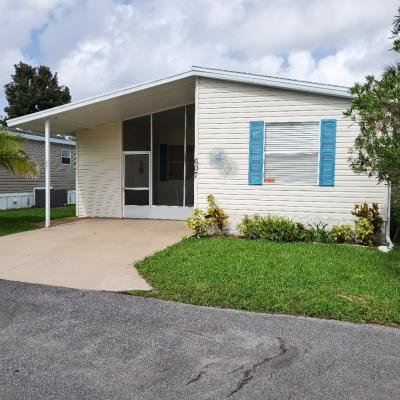 Mobile Home at 607 E. Lakeshore Dr. Cocoa, FL 32926