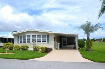 Mobile Home at 244 Ne Sunshine Lane Jensen Beach, FL 34957
