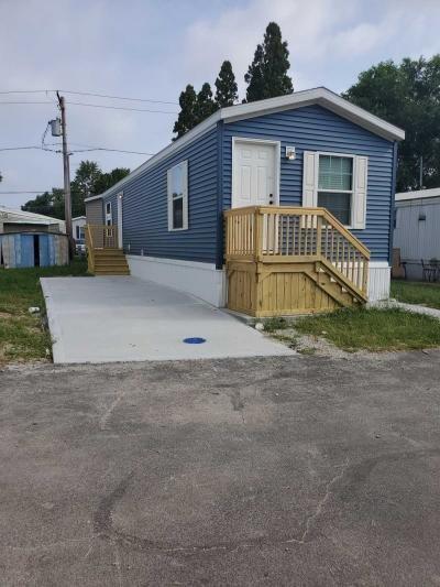 Mobile Home at 1317 N. Arthur Burch Drive #a16 Bourbonnais, IL 60914