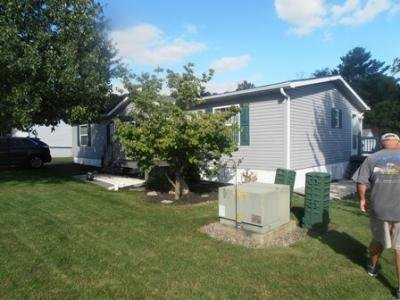 Mobile Home at 1236 Valley Forge Dr Walnutport, PA 18088