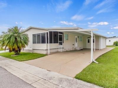 Mobile Home at 5845 Naples Drive Zephyrhills, FL 33540