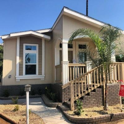 Mobile Home at 3701 Fillmore St. #107 Riverside, CA 92505