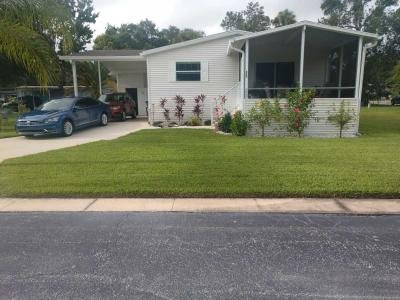 Mobile Home at 287 Autumn Trail Port Orange, FL 32129