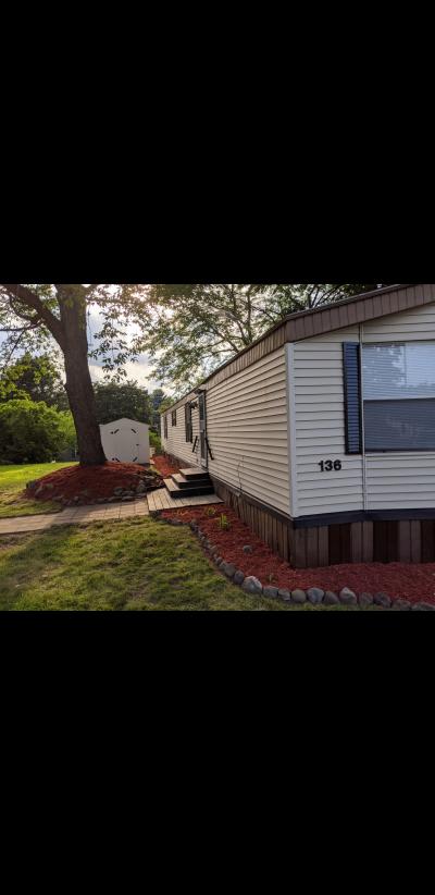 Mobile Home at 136 Maynard Oxford, MI 48371