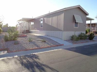 Mobile Home at 5805 W Harmon Ave Las Vegas, NV 89103