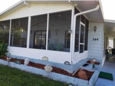 Mobile Home at 344 King James Ct. Port Orange, FL 32129